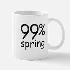 99 % spring Mug