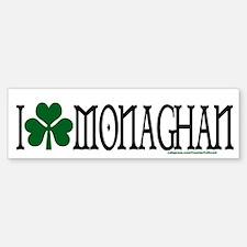 Monaghan Bumper Bumper Bumper Sticker