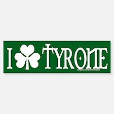 Tyrone Bumper Bumper Bumper Sticker