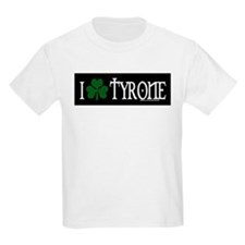 Tyrone Kids T-Shirt