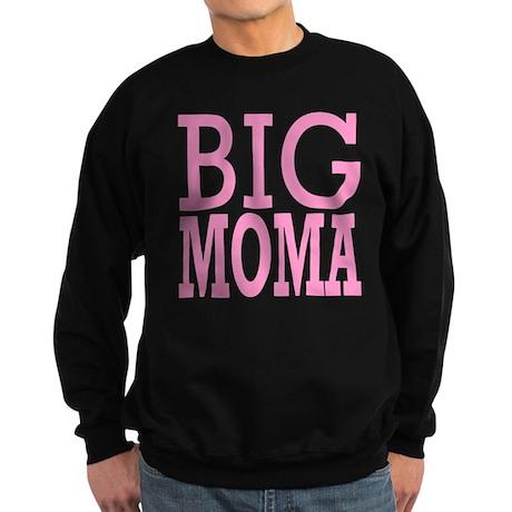 BIG MOMA: Sweatshirt (dark)