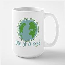 One Earth Large Mug