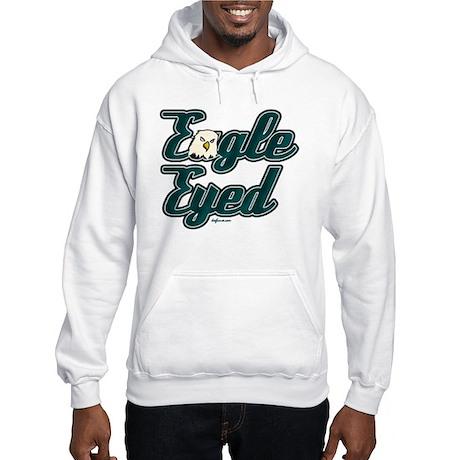 Eagle Eyed Hooded Sweatshirt