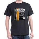 Original Muscle Car Orange Dark T-Shirt