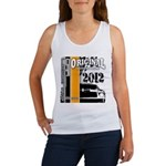 Original Muscle Car Orange Women's Tank Top