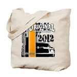 Original Muscle Car Orange Tote Bag