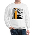 Original Muscle Car Orange Sweatshirt
