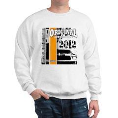 Original Muscle Car Orange Sweatshirt