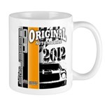 Original Muscle Car Orange Mug