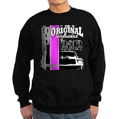 Original Muscle Car Pink Sweatshirt