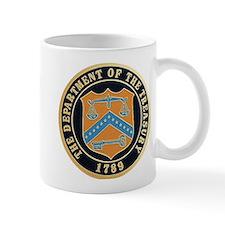 Treasury Department Coffee Cup