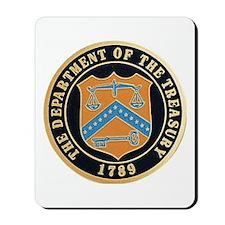 Treasury Department Mousepad