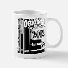 Original Muscle Car Black Mug