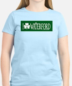 Waterford Women's Pink T-Shirt