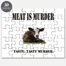 Meat is murder. Puzzle