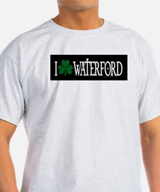 Waterford Ash Grey T-Shirt