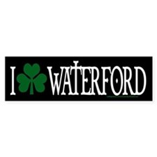Waterford Bumper Bumper Sticker