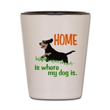 Home is where Shot Glass