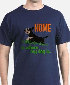 Home is where T-Shirt