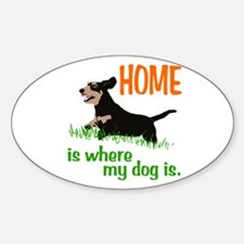 Home is where Decal