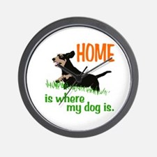 Home is where Wall Clock