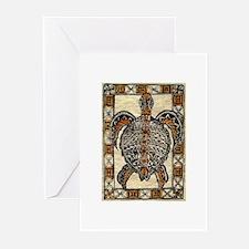 Tapa Turtle Greeting Cards (Pk of 10)