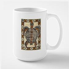 Tapa Turtle Mug