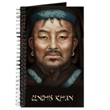 The Face of Genghis Khan Journal