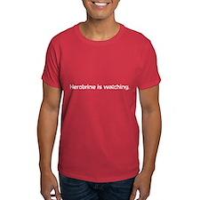 Herobrine-Minecraft T-Shirt