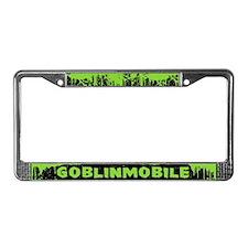 GOBLINMOBILE License Plate Frame