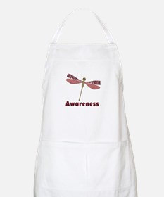 Worded Wings Dragonfly Apron