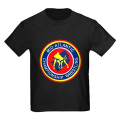 Mid-Atlantic Wrestling Kids Dark T-Shirt