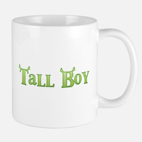 WSP Tall Boy Panic Heady Mug