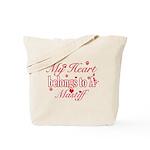 Mastiff Dog Designs Tote Bag
