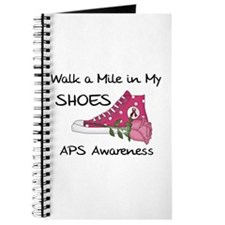 Walk a Mile in My Shoes Journal