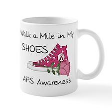 Walk a Mile in My Shoes Mug