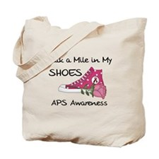 Walk a Mile in My Shoes Tote Bag