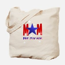 A Blue Star Mom-lettered Tote Bag