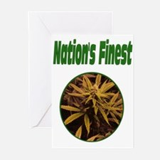 Nation's Finest Greeting Cards (Pk of 20)