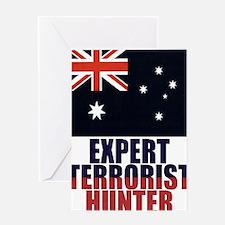 AUSTRALIA-EXPERT TERRORIST HU Greeting Card