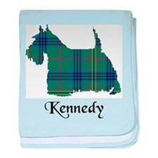 Terrier - Kennedy baby blanket