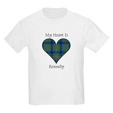 Heart - Kennedy T-Shirt