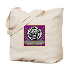 Albus Leo Gladiator School Tote Bag