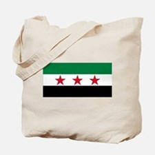 Cool Syrian revolution Tote Bag