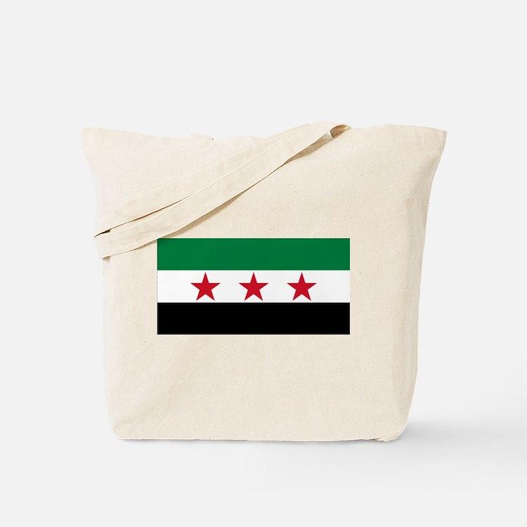 Cute Free syria Tote Bag