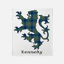 Lion - Kennedy Throw Blanket