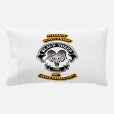 US - NAVY - Avn - Black Sheep - 990 Pillow Case