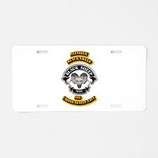 US - NAVY - Avn - Black Sheep - 990 Aluminum Licen