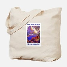 Fly to the South Seas Tote Bag