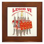 Legio VI 2006 Stuff Framed Tile